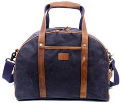 Stone Creek Waxed Canvas Weekender