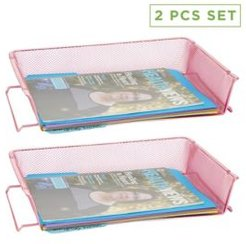 2 Piece Stackable Paper Tray