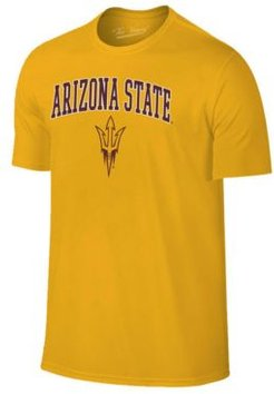 Arizona State Sun Devils Midsize T-Shirt