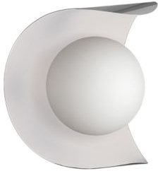 1 Light Incandescent Wall Sconce