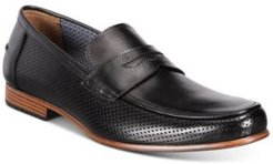Peyton Leather Penny Loafers, Created for Macy's Men's Shoes