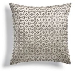 "Primativa 18""X18"" Decorative Pillow, Created for Macy's Bedding"