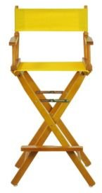 """30"""" Canvas Director's Chair"""