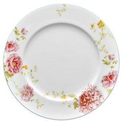 Peony Pageant Dinner Plate