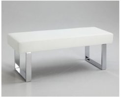 Linden Contemporary Backless Long Bench