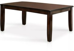Lalonde Solid Wood Dining Table with Leaf