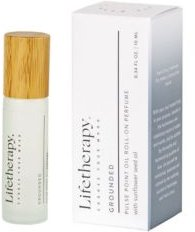 Grounded Pulse Point Oil Roll-On Perfume, 0.34 oz
