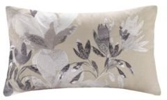 Odessa Embroidered Oblong Decorative Pillow Bedding