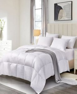 Feather & Down Warmth Comforter, King