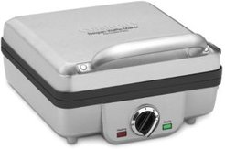 Waf-300 Belgian Waffle Maker with Removable Plates