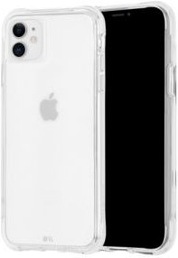 Tough Clear Case for Apple iPhone 11