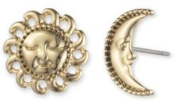 Sun and Moon Mis-Matched Earring