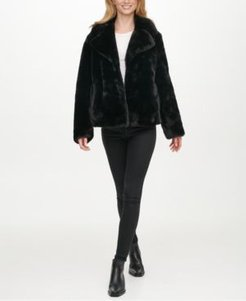 Faux-Fur Coat, Created for Macy's