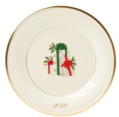 2020 Gift Box Accent Plate