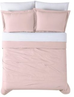 Antimicrobial 5 Piece Bed in a Bag, Twin Xl Bedding