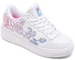 Wx-100 Floral Casual Sneakers from Finish Line