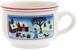 Design Naif Christmas Tea Cup