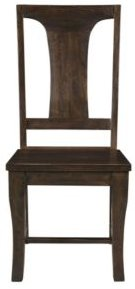 Toulon Vintage-Like Dining Chairs, Set of 2