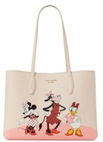 Disney x Kate Spade New York All Day Large Leather Tote