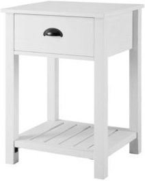 1-Drawer Country Side Table