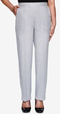 Petite French Bistro Pull-On Pants