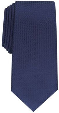 Banyan Solid Slim Tie, Created for Macy's