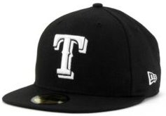 Texas Rangers Mlb B-Dub 59FIFTY Cap