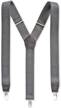 Solid Suspenders, Created for Macy's