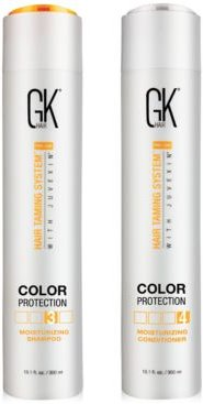 GKHair Color Protection Moisturizing Shampoo & Conditioner (Two Items), 10.1-oz, from Purebeauty Salon & Spa