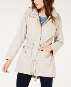 Hooded Anorak Jacket, Created for Macy's