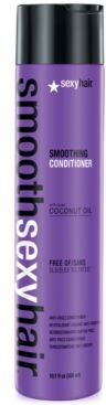 Smooth Sexy Hair Anti-Frizz Smoothing Conditioner, 10.1-oz, from Purebeauty Salon & Spa