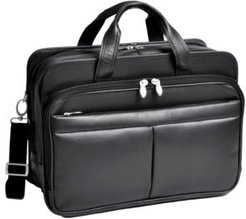 """Walton 17"""" Laptop Briefcase with Removable Sleeve"""