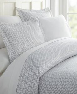 Lucid Dreams Patterned Duvet Cover Set by The Home Collection, Twin/Twin Xl Bedding
