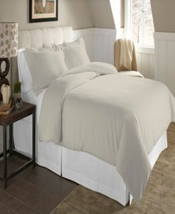 Luxury Size Cotton Flannel Duvet Set King Cal King Bedding