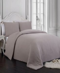 Gweneth 3-Pc Queen Comforter Set Bedding