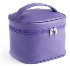 Cosmetic Bag with Top Handle