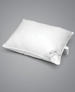 Luxury Goose Down & Feather Queen Pillow - Firm