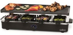 Party Grill and Raclette, 8 Person