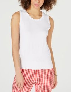 Sleeveless Crew-Neck Sweater, Created for Macy's