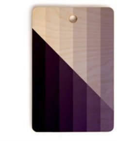 Gradient Rectangle Cutting Board