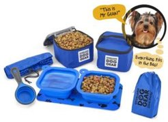 Dog Gear Dine Away Bag for Small Dogs
