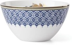 Global Tapestry Sapphire All Purpose Bowl