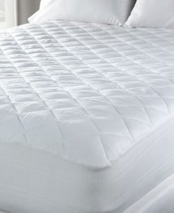 Premium Cotton Sateen King Mattress Pad