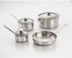 Cookpro 7 Piece Cookware Set with Encapsulated Base