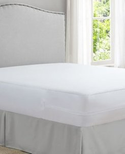 Easy Care King Mattress Protector with Bed Bug Blocker