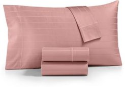Sleep Cool 3-Pc Twin Xl Sheet Set, 400-Thread Count Egyptian Hygro Cotton, Created for Macy's Bedding