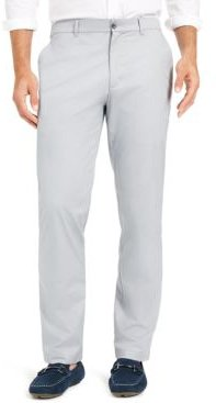 AlfaTech Classic-Fit Chino Pants, Created for Macy's
