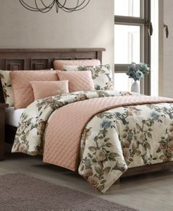 Lillith 8-Pc. King Comforter and Quilt Set Bedding