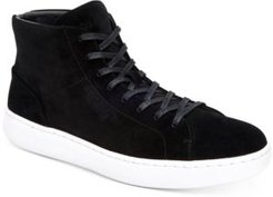 Frey High-Top Suede Fashion Sneakers Men's Shoes