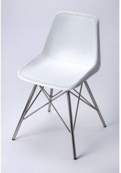 Inland Leather Side Chair